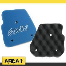 Polini Luftfiltereinlage Luftfiltermatte liegende Minarelli / China 2T Motoren