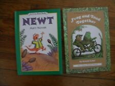 2 An I Can READ Books by Arnold Lobel+NEWT 1996 & FROG & TOAD TOGETHER 1972