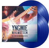 Yngwie Malmsteen - Blue Lightning [New Vinyl LP] Blue, Colored Vinyl