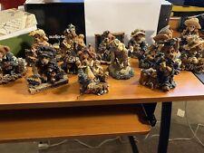 boyds bears figurines lot