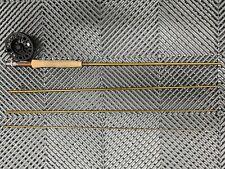 Redington Pursuit 590-4 5 At. 9' 4 Piece Fly Rod w/ Reel & Case