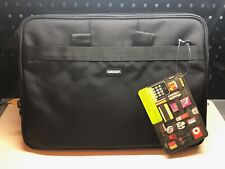 """Cocoon """"Hell's Kitchen"""" 15.6"""" Laptop Bag with GRID-IT! Accessory Organizer"""