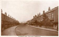 Sladefield Road Alum Rock Birmingham unused RP old pc Heighway's Series