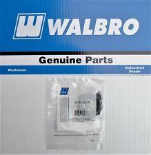 GENUINE OEM Walbro K10-HDB Complete Rebuild Kit K10HDB