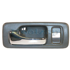 90-93 Honda Accord Gray Grey Inside Inner Interior Door Handle Left Driver Side