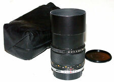 Olympus 135mm Lens MC Zuiko Auto-T  F/2.8 OM-System