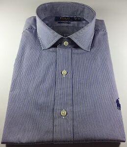 New Genuine Polo Ralph Lauren Men's Dress Shirt Slim Fit CLEARANCE SALE
