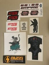 Mountain bike Sticker Collection, YT Mob, Stans, Empire, Bliss, Marin