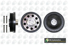 Crankshaft Pulley (TVD) fits BMW 320 E92 2.0D 06 to 10 BGA 11237797995 Quality