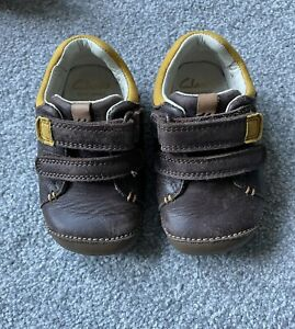 Clarks Baby Shoes Size 4H