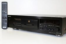 Sony CDP-XB920E QS RANGE Fixed Pick-Up CD Player Hi-Fi Separate With Remote