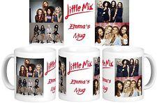Little Mix Girl Group Personalised Mug Cup Christmas Birthday Novelty Gift - DE1