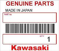 PIECE ORIGINE KAWASAKI 92015-1156 ECROU