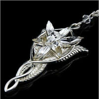 Super Charm Movie Lord of the Rings Fashion Arwen Evenstar Pendant Necklace Gift