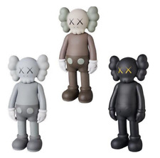 """# KAWS COMPANION Gray BLACK Brown Red Flayed Open Edition 8"""" Figure #"""