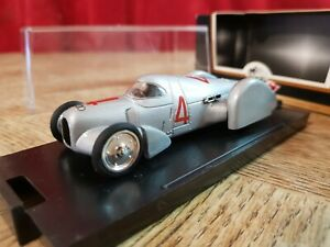 1/43 : Brumm B108 1937 Auto Union Rekordwagen Carenata  Grand Prix 1996