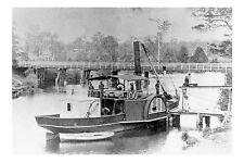 MAID OF SKER - Nerang - Brisbane Paddle Steamer  modern digital Photo Postcard
