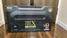 NEOGEO X GOLD LIMITED EDITION SNK