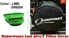 (LIME GREEN) OUTERWEAR PRE-FILTER FOR LOSI 5IVE-T & SHORT STACK (20-2569-07)