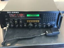 Rci-2990 Ranger Multi Band Ham Radio incl Cb w/Mic Working Cond