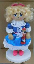 Clara Nutcracker Suite Wood Doll Figure Christmas World Market Collection 2018