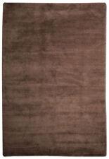 Tapis fibres naturelles marron rectangulaire pour la maison
