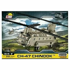 COBI  CH-47 Chinook ( 5807 )  815 blocks WWII  US  military helicopter