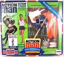 "Action Man 40th Anniversary Olympic Champion Set (Includes figure) 12"" AM40-OLY"