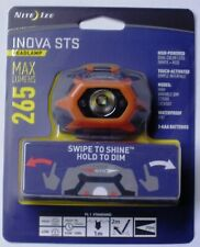 Nite Ize Inova Sts Frontscheinwerfer Orange 265 Max Lumen LED 4 Modus HLSB-19-R7