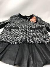 Miss Grant Girls Tweed Dress 11Y