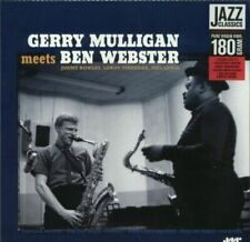 Mulligan, Gerry	Gerry Mulligan meets Ben Webster (180 Gram Vinyl) (New Vinyl)