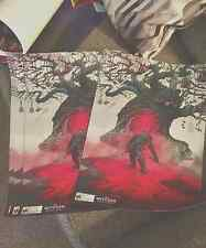 """(RARE) The Witcher 3 Wild Hunt Wine And Blood Poster 22"""" X 15 1/2""""."""