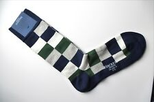 Superior HACKETT London Mens NAVY Cotton Socks One Size OSFA (UK foot 7-12)