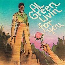 Livin' for You by Al Green (Vocals) (Cd, Dec-2013, Fat Possum)