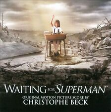BECK,CHRISTOPHE-WAITING FOR SUPERMAN / O.S.T.  CD NEW