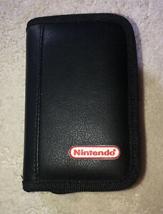 Nintendo Switch N Carry Case Pouch for Nintendo DS  Handheld Video Game - Black