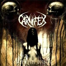 CARNIFEX - UNTIL I FEEL NOTHING NEW VINYL RECORD