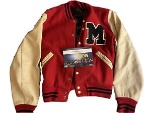 Glee - SCREEN WORN Letterman Jacket *UNIQUE*