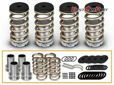 BCP Gold 96-00 Honda Civic Adjustable Lowering Coilover Coil Spring Kit