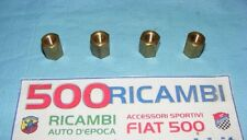 FIAT 500 F/L/R 126 EPOCA KIT 4 DADI FISSAGGIO PRIGIONIERI COLLETTORI MARMITTA