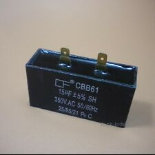 Capacitor 15uF  15MFD  350 V.AC 350VAC CBB61 SH P0 C Fits 300/ 250V AC