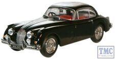 JAGXK150001 Oxford Diecast 1:43 Scale Jaguar XK150 Black