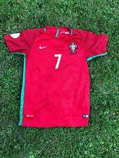 Nike Dri-Fit Cristiano Ronaldo #7 Portugal Jersey Red Green XL