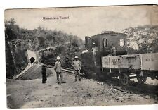 Postcard -    KISSERAWER  TUNNEL   -  AFRICA     (FILE REFERENCE  A8)