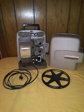New ListingVintage Bell & Howell Autoload Model 266A 8Mm film projector Bulb, Reel, Works!