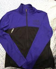 VICTORIA'S SECRET VSX Sport's Women's Ultimate Track Jacket X Small Blue/ Black