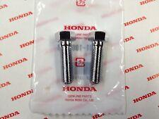HONDA CB750 SL350 CB350 CL350 CB400F CB550 CB750K CB750F REAR SHOCK BOLTS OEM 32