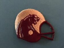 Rare Vintage 1983 USFL Michigan Panthers Football Jacket Backpack Hat Patch A