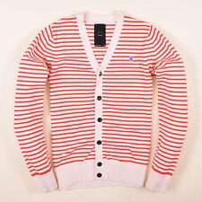 G-Star Herren Cardigan Pullover Gr.L (wie M) C-Line Stripe Mehrfarbig 79006