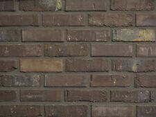 Feldbrandsteine, Klinker-Ziegel BH786 WDF mangan-braun Vormauer-Steine